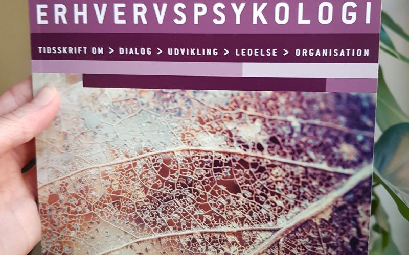 Tidsskrift for Erhvervspsykologi