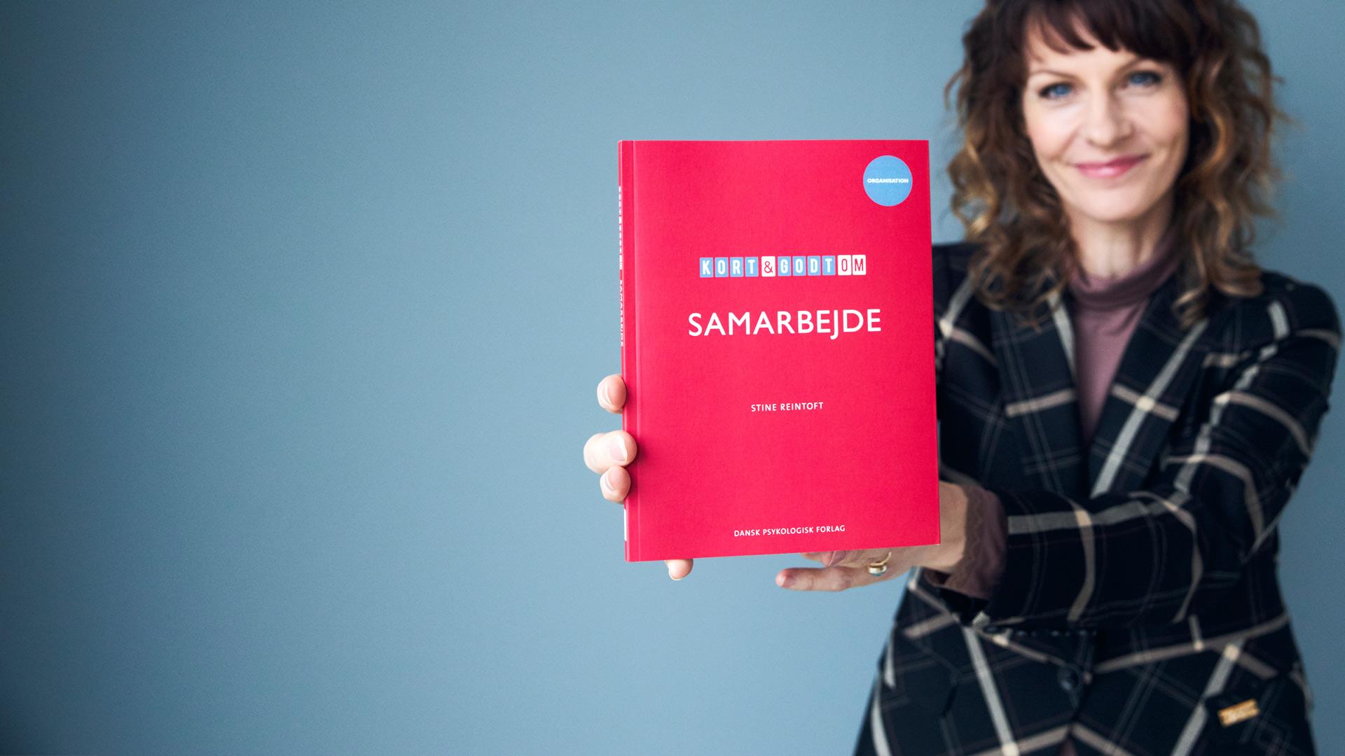 Min nye bog er udkommet!